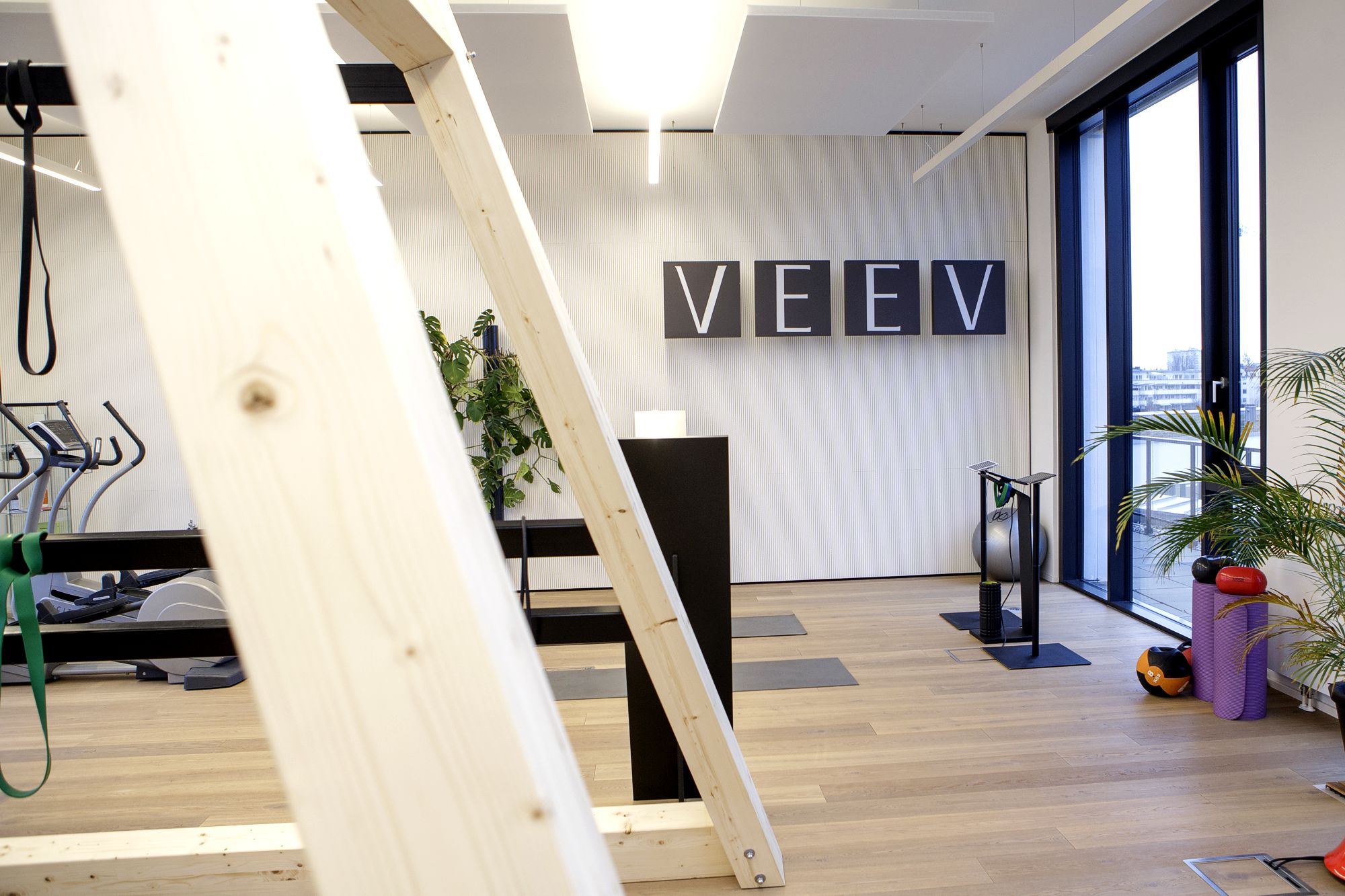 Hier findest Du Dein VEEV Health and Fitness Institut.